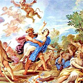 Аид и Персефона
