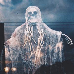 Духи умерших в хеллоуин