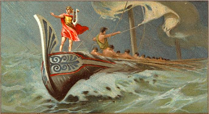 Орфей — проводник в мир искусства