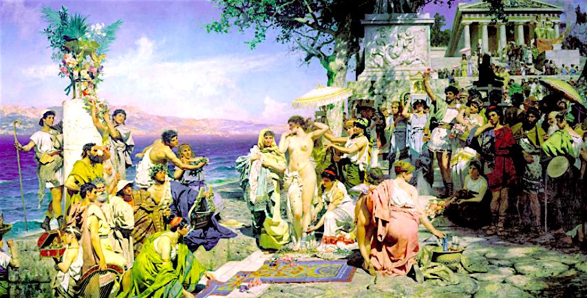 праздник элевсинских мистерий
