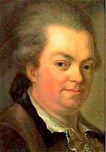 Реальный портрет графа К.