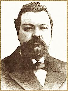 Молодой Жерар Анкосс