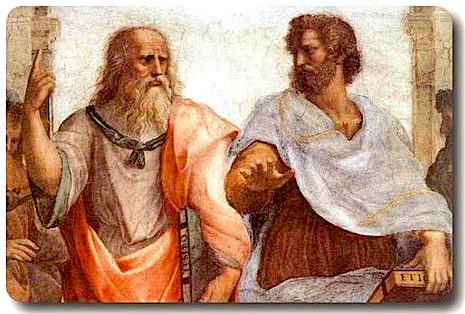 Разногласия Платона и Аристотеля