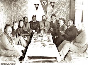 немцы в Тибете