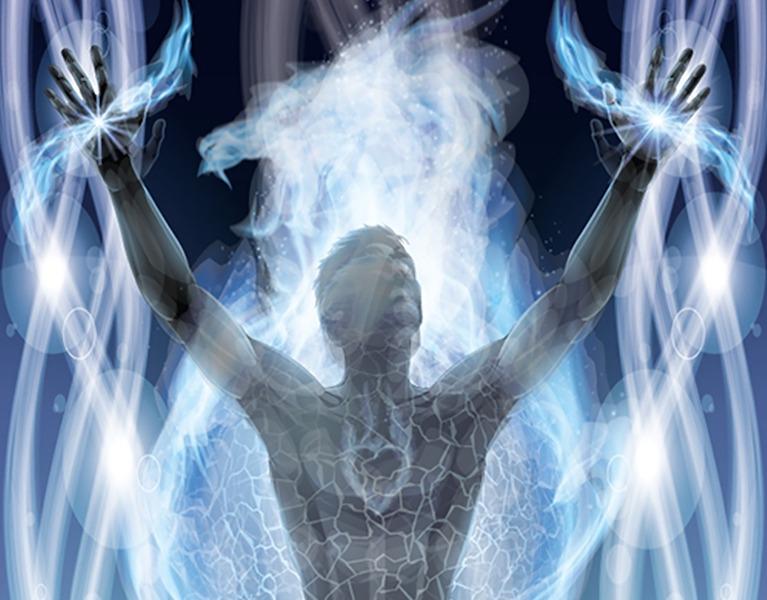 бессмертная материя души
