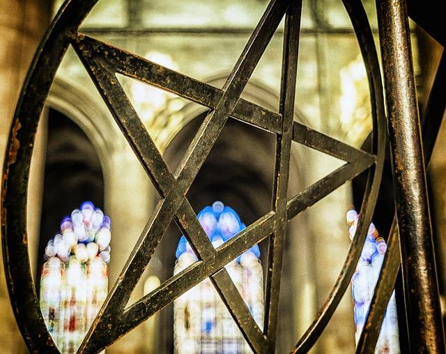 символы религии и оккультизма