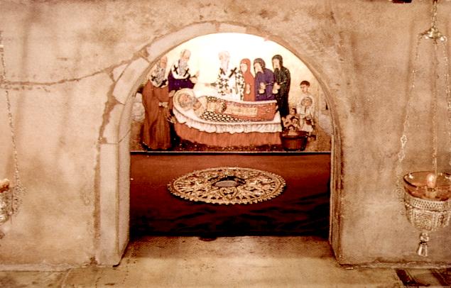 гробница в бари