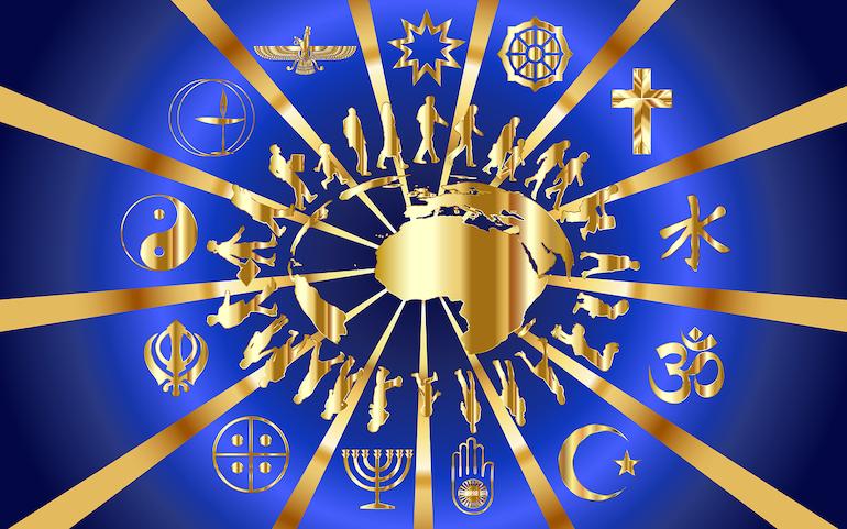 символы зороастризма